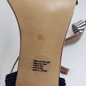 Seychelles Shoes - Seychelles Heritage Open Toe Slingback Heels 9.5